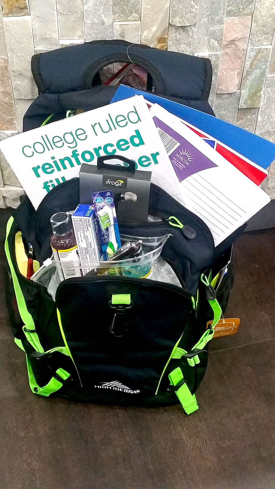Back To School Book Bag Giveaway Pikesville Md Baltimore